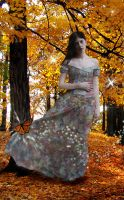 Autumn Goddess by titania86