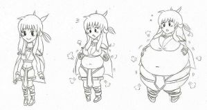 Micaiah Inflation Sequence Part 1 by Cagefighter79
