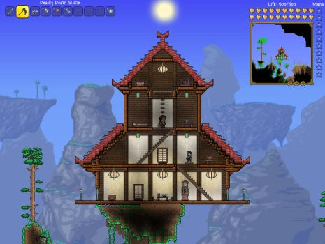 how to make chinese in terraria