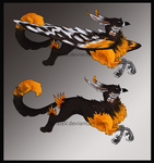 Gryphon Adoptable [OPEN] by CrisisV