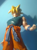 Son Goku Figure by Y2JD