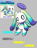 Finished Chao No. 5 by V1ciouzMizzAzn