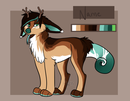 Canine Creature Auction (Closed) by HP-Adopts