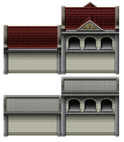 RPG Maker VX - AR Building II by Ayene-chan