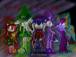 CE: Halloween is coming!! (LOST!!) by lifegiving