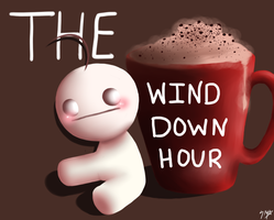The Wind Down Hour by Sibique