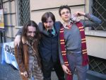 The Marauders by professorSnape