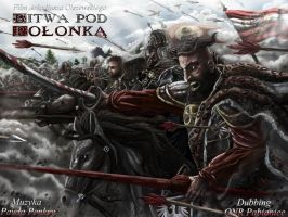 Battle of Polonka movie poster, new by propagangjah