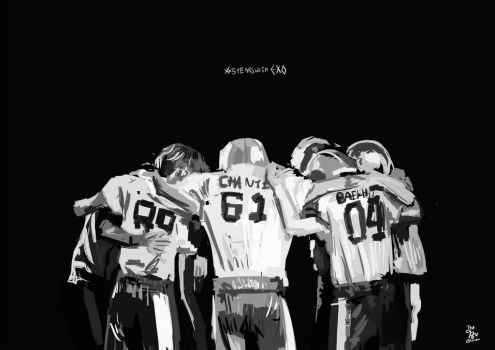 5 YEARS WITH EXO by pumkhaw9892