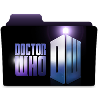 Doctor Who Folder by Obeyshi