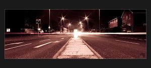 Middle of the road by mrk