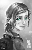 Ellie -endure and survive by Radiant-Grey