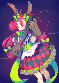 [AT] Toothy Fairy by madichams