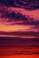 Red Sea Cobbled Sky 2.0 by CharmyRaven