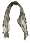 Long Hair png by KittyScorpiaNoa