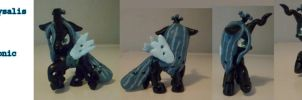 My Little Pony: FIM Queen Chrysalis Blind Bag 2.0 by LadyDraconic