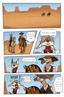 KICK-UP: Cattle Steak pg 1/4 by Spockirkcoy