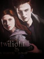 twilight poster by chedley