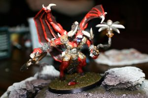 My Converted Bloodthirster by hariman