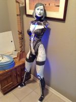 Mass Effect 3 EDI build update by tankball