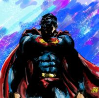 Superman by Jey2K