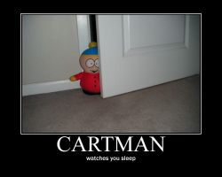 Cartman Demotivational by ParamourxLights
