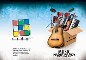 Cube Music Folder by creations-ad