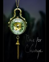 Time for change... by Wayman
