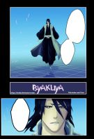 Bleach 495 - Byakuya kuchiki by Tice83