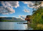 The Boathouse Ulswater 194-9d by Haywood-Photography