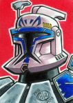 Captain Rex Commission by Chad73