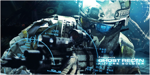 Ghost Recon by najduk