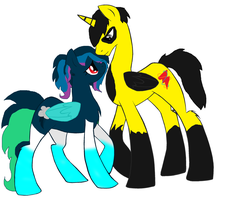 collab with torithekitty123 by jacethekitty123