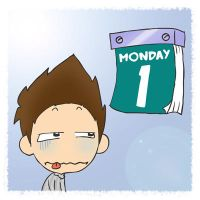Hate Monday by fansamuel