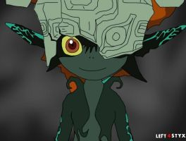 TP: Midna by left4styx