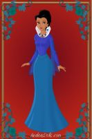 Lady Montague by KatePendragon