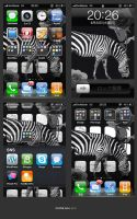 my iPhone wall by mafully