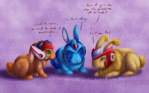 Obligatory Easter Pic 2012 by NotAnotherZeroFan