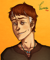Thomas by AnArtistCalledRed