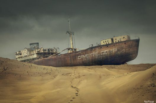 Castaway by noro8