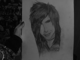 .:Andy Biersack:. by murphycory