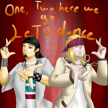 One, Two, Here We Go. Let's Dance! by Seni-Ines