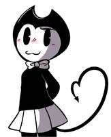 Bendy wear dress by Yuki-ArtYT