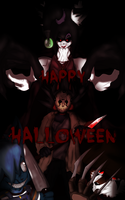 Happy Halloween 2013 by Shails-Destroyer