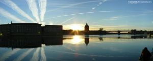 Toulouse Panoramic by Troxone