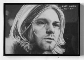 Kurt Cobain 1967 1994 by gnomzdziupli