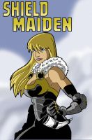 Shield Maiden by Gaston25