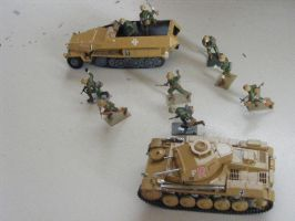 Afrika Korps 1 by Were-Owl