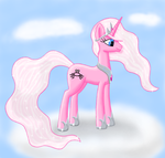 Invisible Pink Unicorn by Fahu
