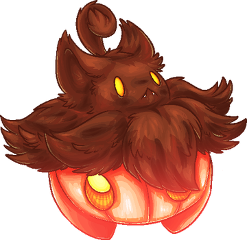 Super Size Pumpkaboo by TeodChow